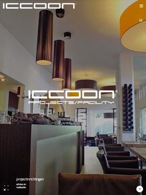 iccoon-website