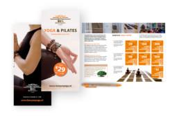 Banyan Yoga promo materiaal