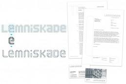 Lemniskade briefpapier