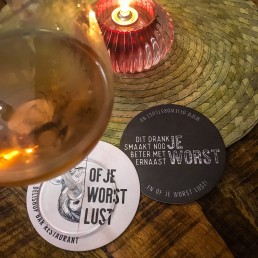 Bierviltjes Of Je Worst Lust